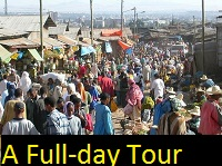 Full-day Addis Ababa city sightseeing tours