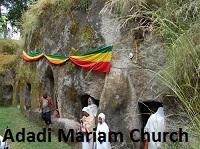 Adadi Mariam Church