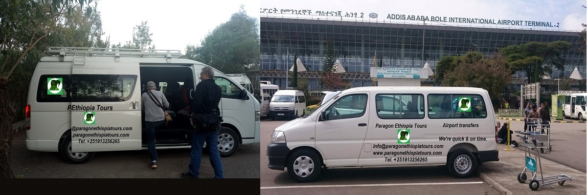 Addis Ababa airport transfers & shuttles